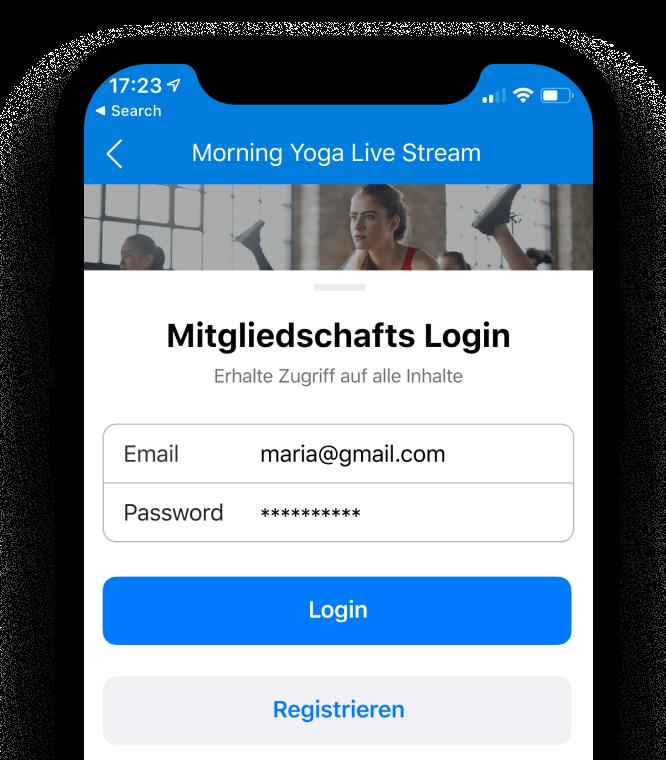 myFitApp@home anmeldung mitgliederverwaltungs system DE.png