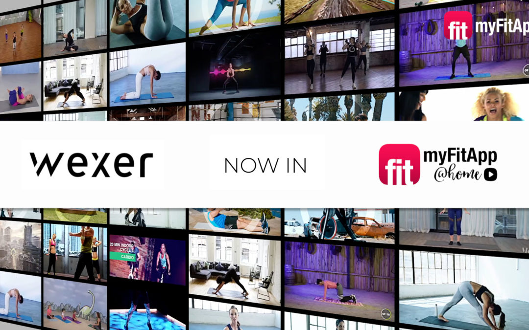 Hybrid Fitness Realised: Our Partnership with Wexer