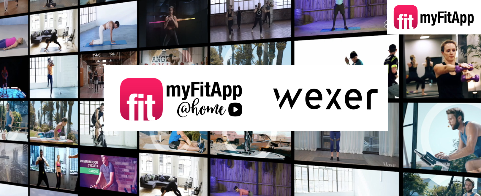 myFitApp@home Monetize your fitness video content with in-app purchase