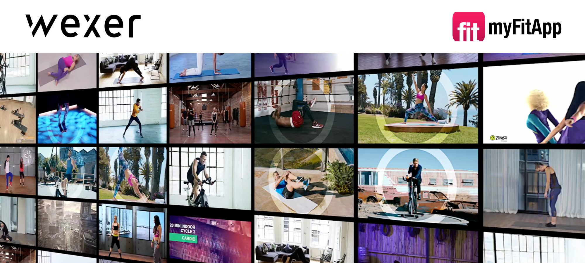 WEXER Video Workout at Home