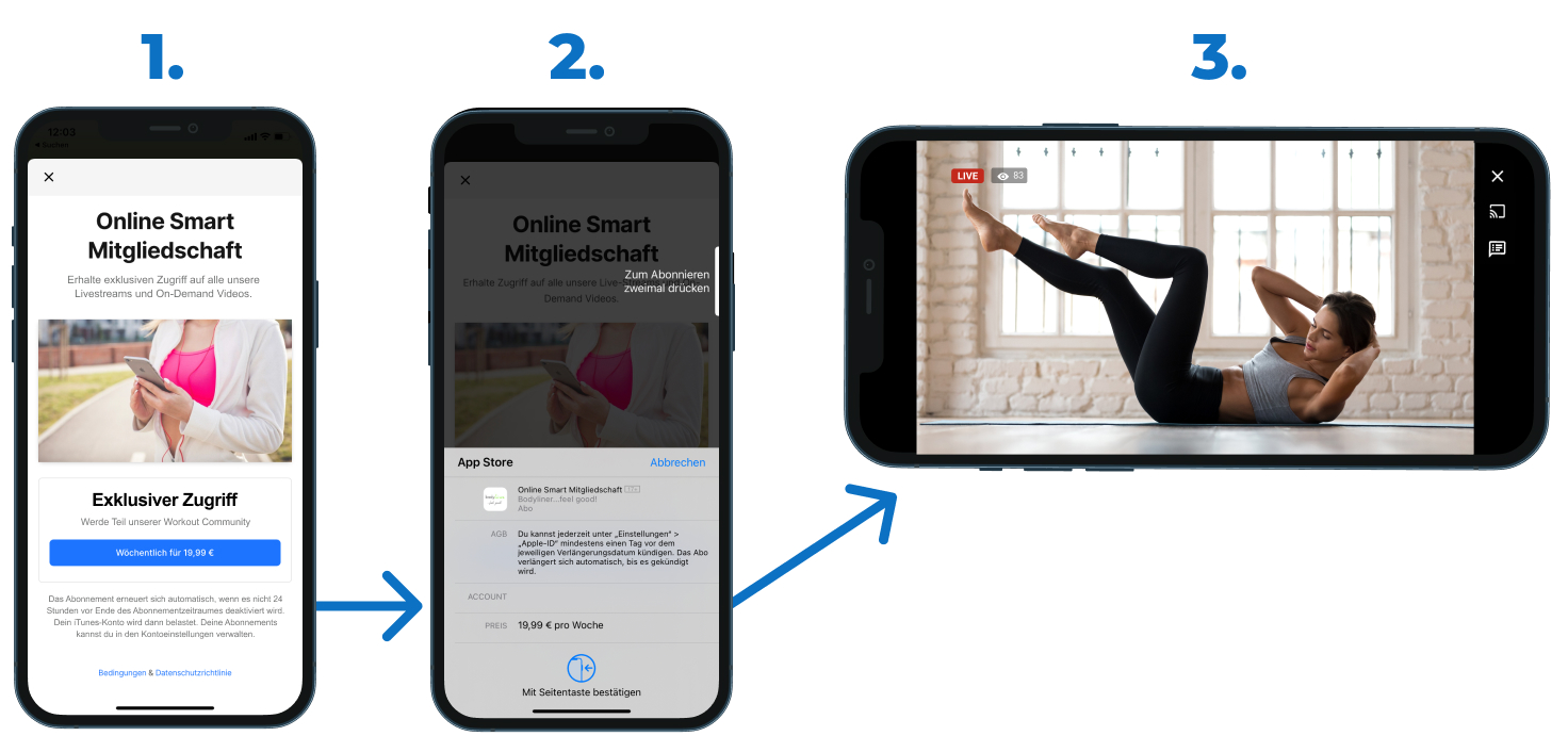 In-App Purchase how it works