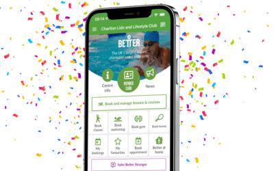 GLL Better UK App passes 1 million downloads